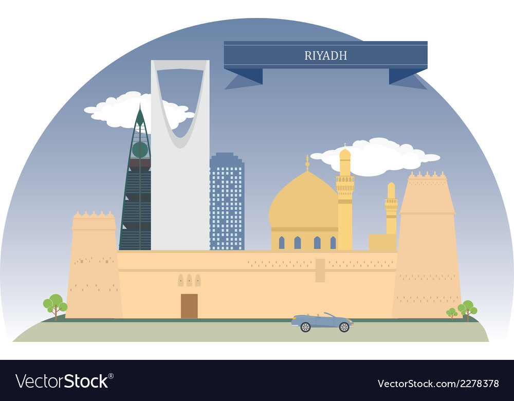 Riyadh vector | Price: 1 Credit (USD $1)