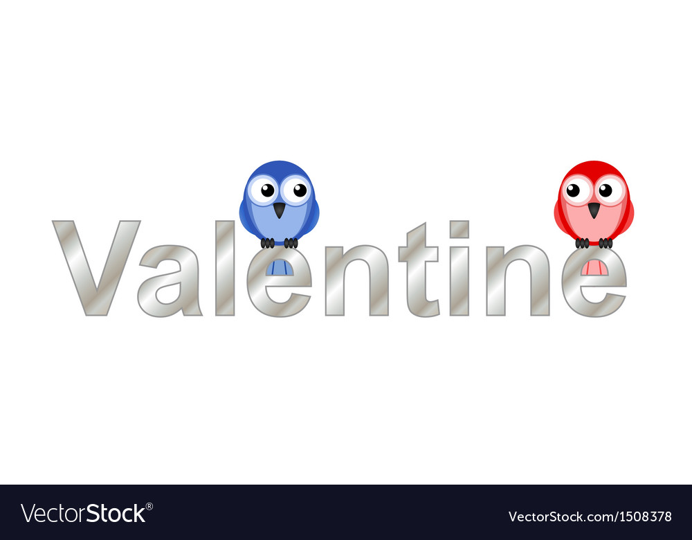 Valentine lovers vector | Price: 1 Credit (USD $1)