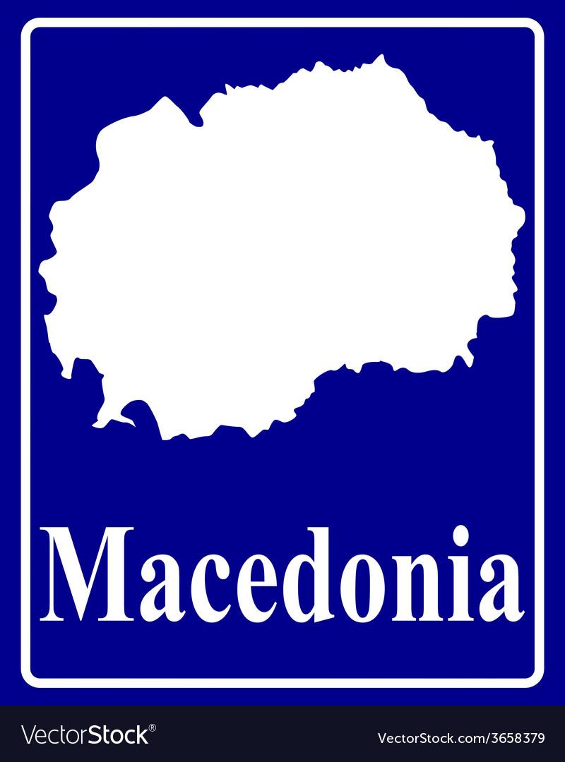 Macedonia vector | Price: 1 Credit (USD $1)