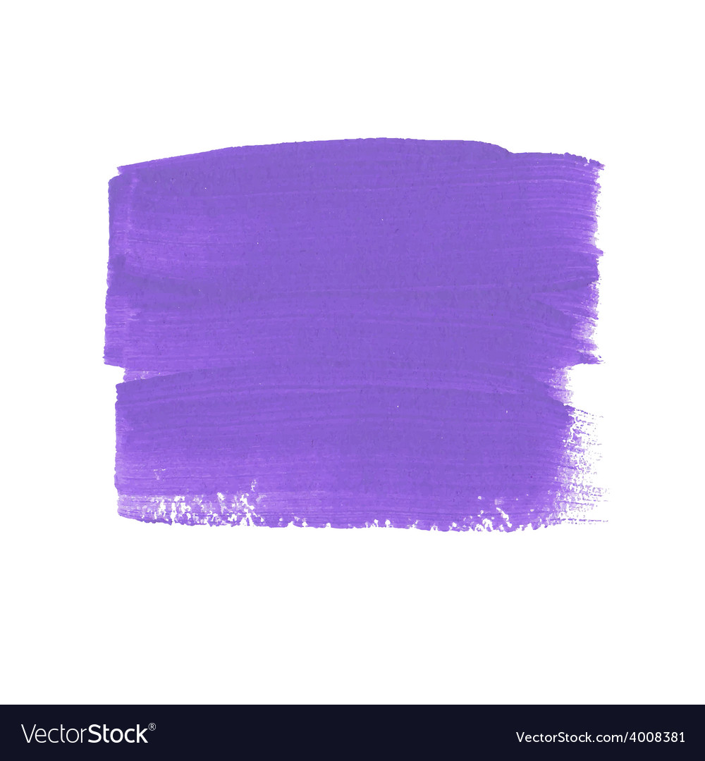 Lilac acrylic paint banner vector | Price: 1 Credit (USD $1)