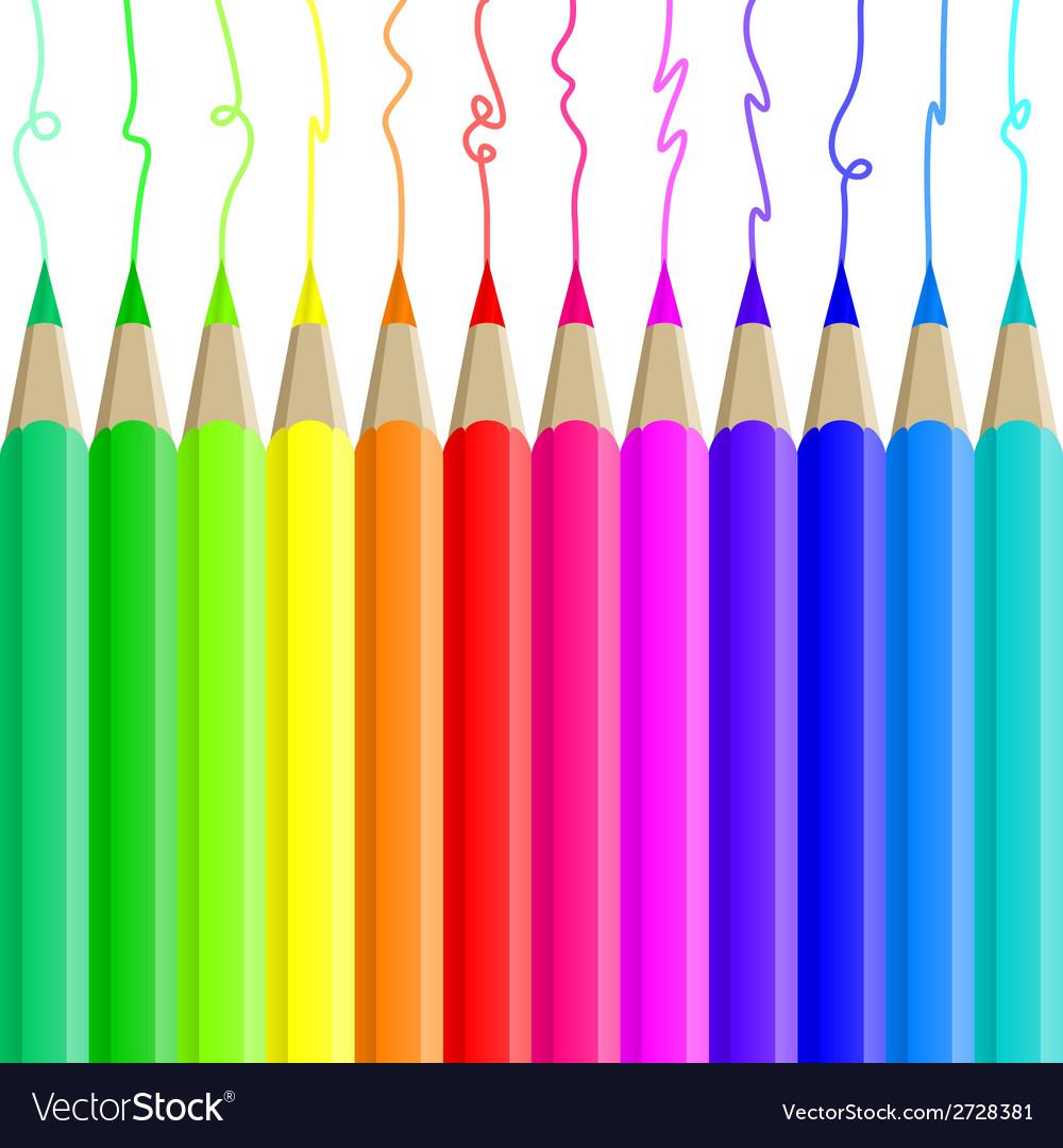 Pencil blog icon web vector | Price: 1 Credit (USD $1)