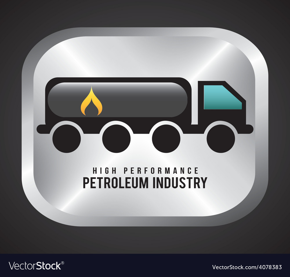 Oil and gas industry vector | Price: 1 Credit (USD $1)
