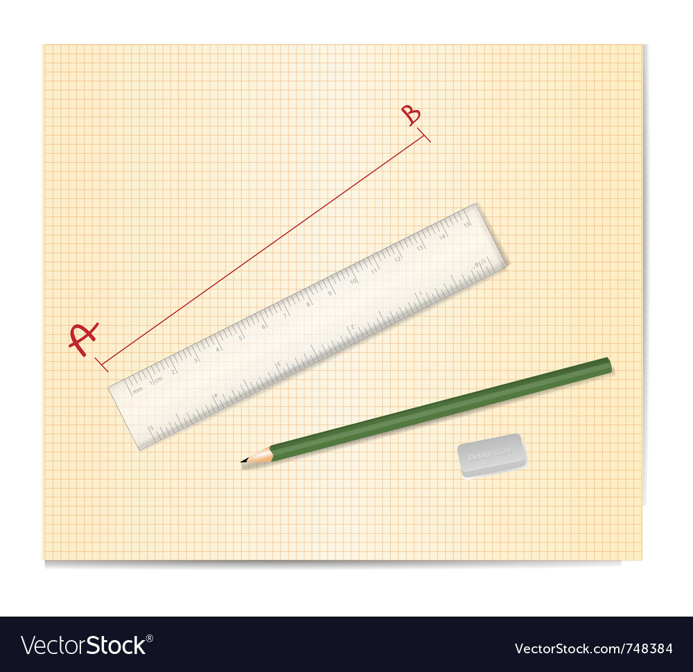 Drawing tools vector | Price: 1 Credit (USD $1)