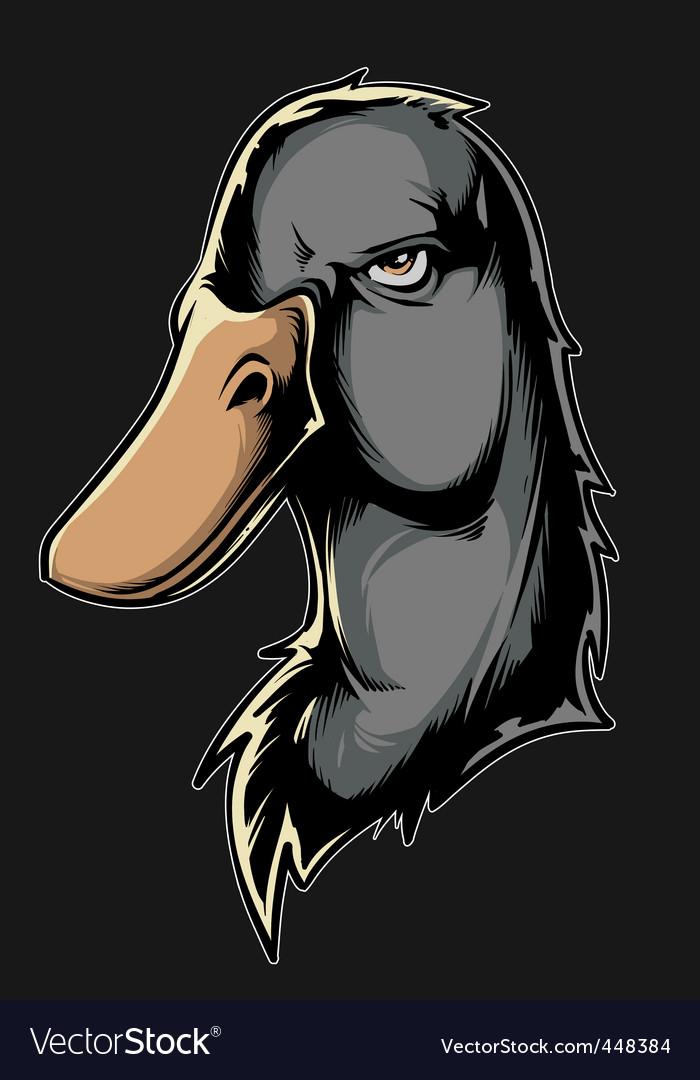 Duck vector | Price: 1 Credit (USD $1)