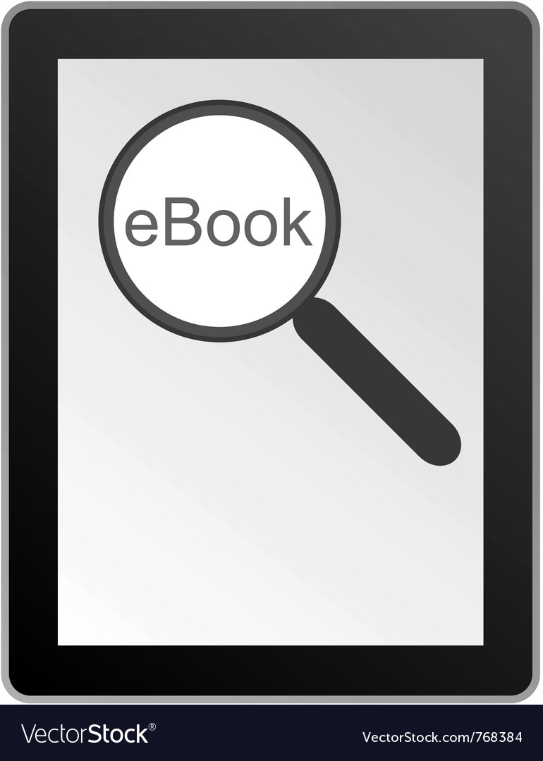Ebook vector | Price: 1 Credit (USD $1)