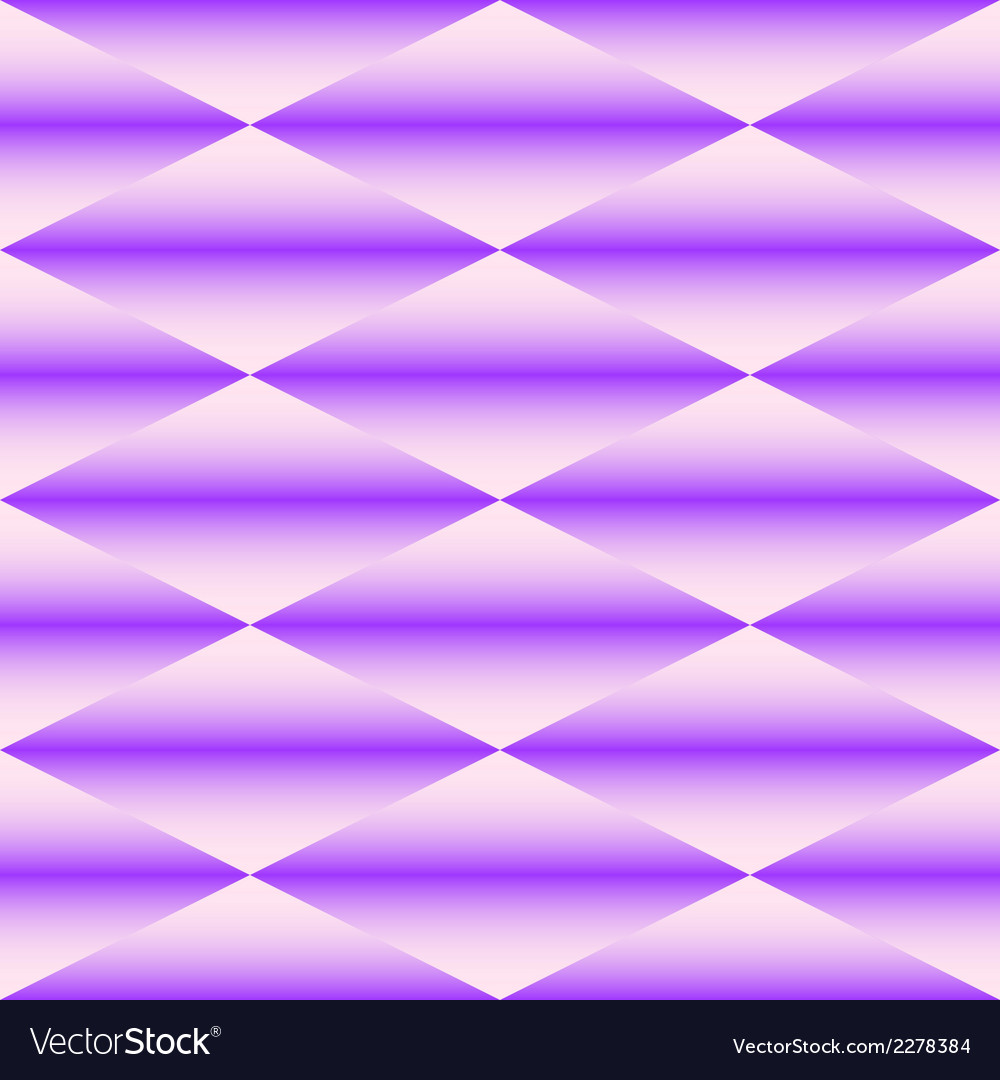 Geometric seamless pattern of rhombus vector | Price: 1 Credit (USD $1)