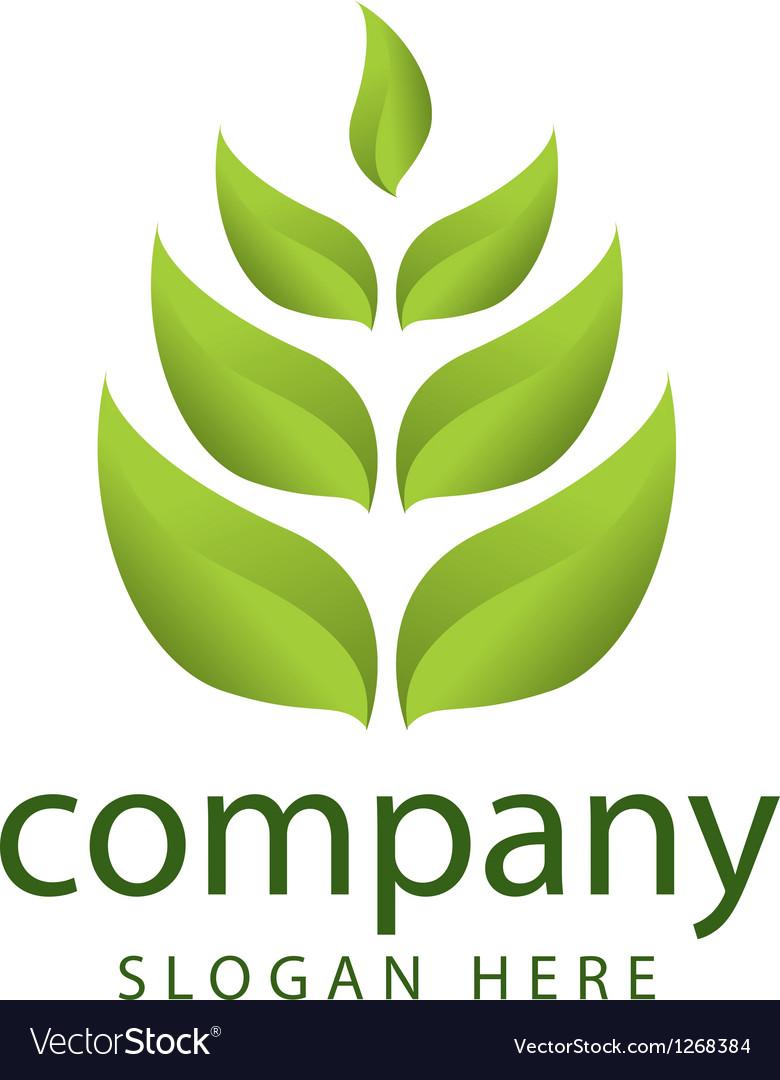 Logo forest vegetation management vector   Price: 1 Credit (USD $1)