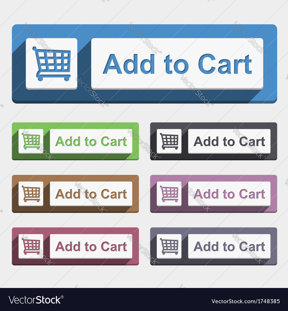 Add to cart button vector   Price: 1 Credit (USD $1)