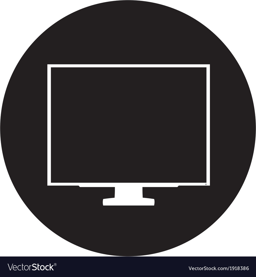 Tv vector | Price: 1 Credit (USD $1)