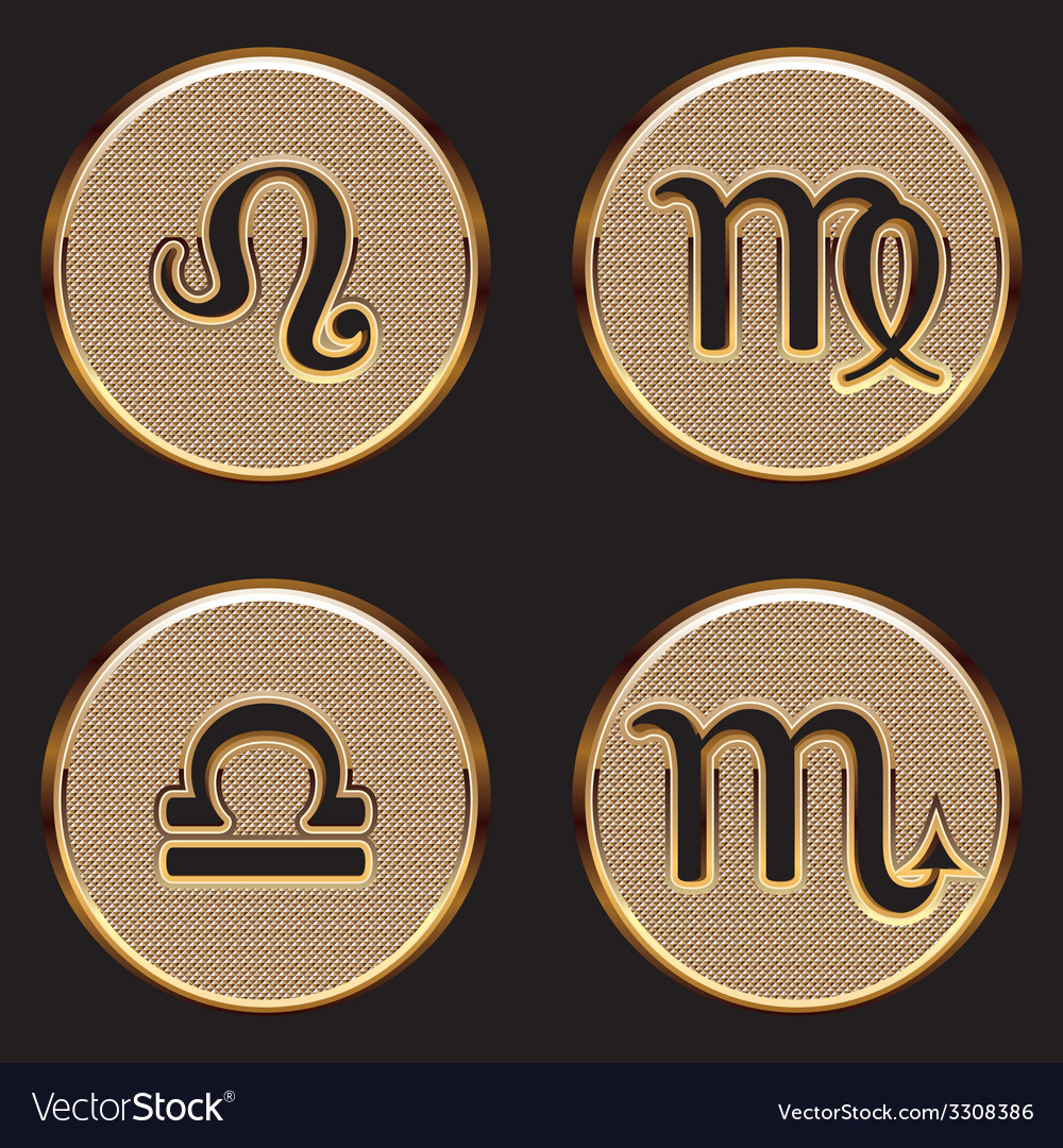 Zodiac signs vector   Price: 1 Credit (USD $1)