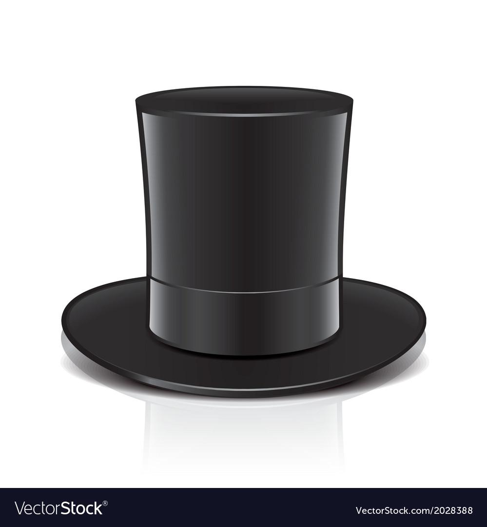 Object magic hat vector | Price: 1 Credit (USD $1)