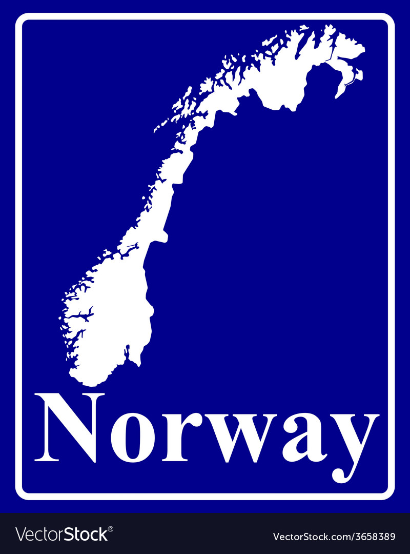 Norway vector | Price: 1 Credit (USD $1)