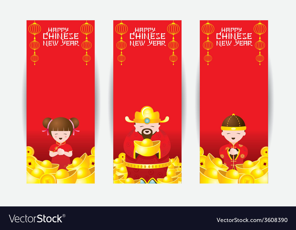 Chinese new year backdrop vector | Price: 1 Credit (USD $1)