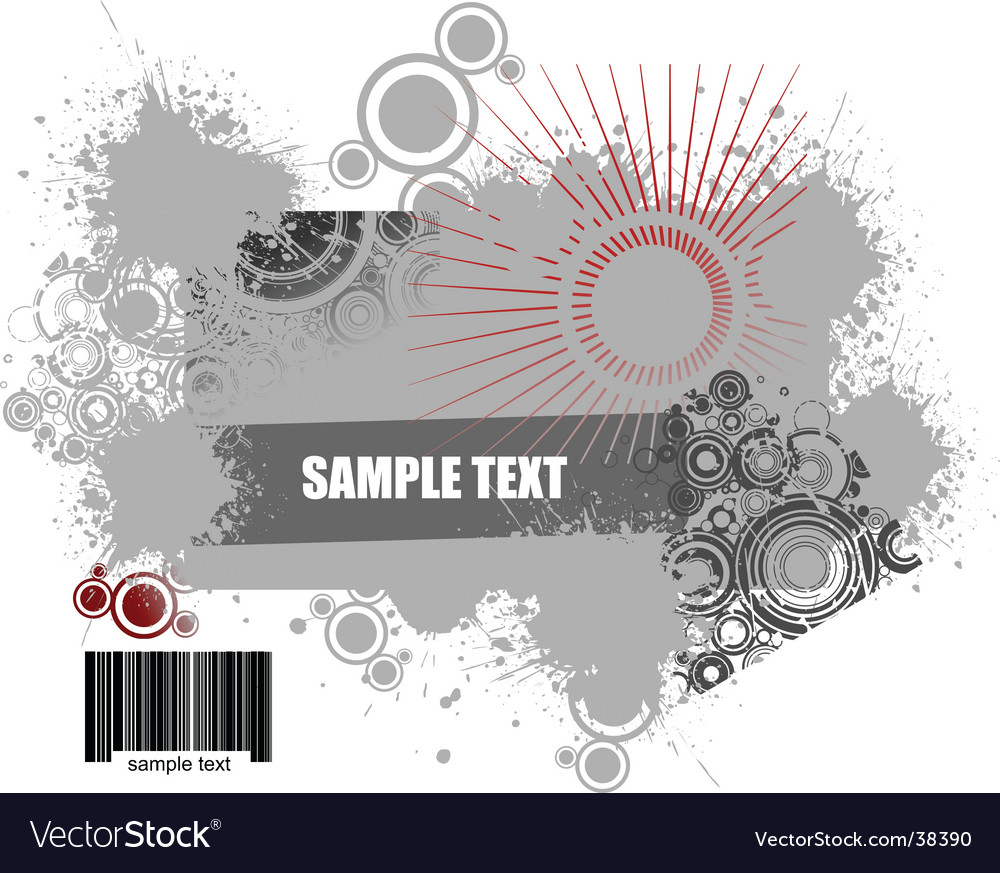 Grunge industrial background vector | Price: 1 Credit (USD $1)