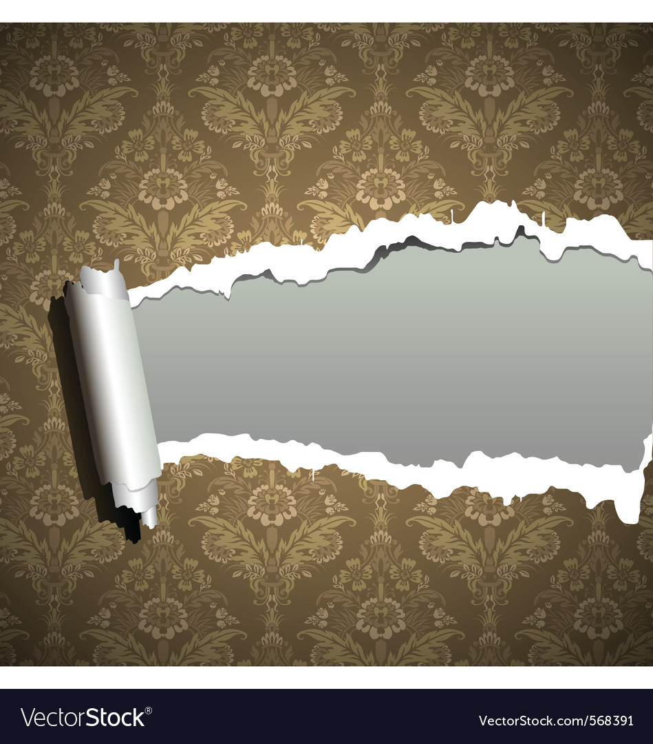 Ornament wallpaper vector | Price: 1 Credit (USD $1)