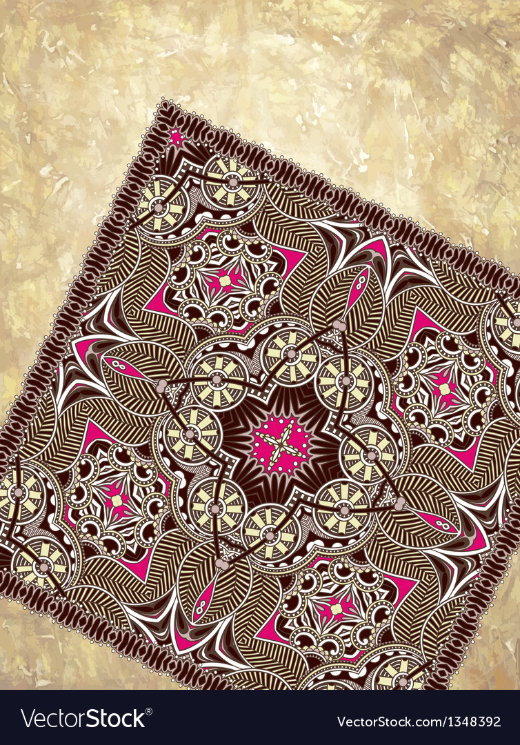 Grunge background with carpet detail vector | Price: 1 Credit (USD $1)