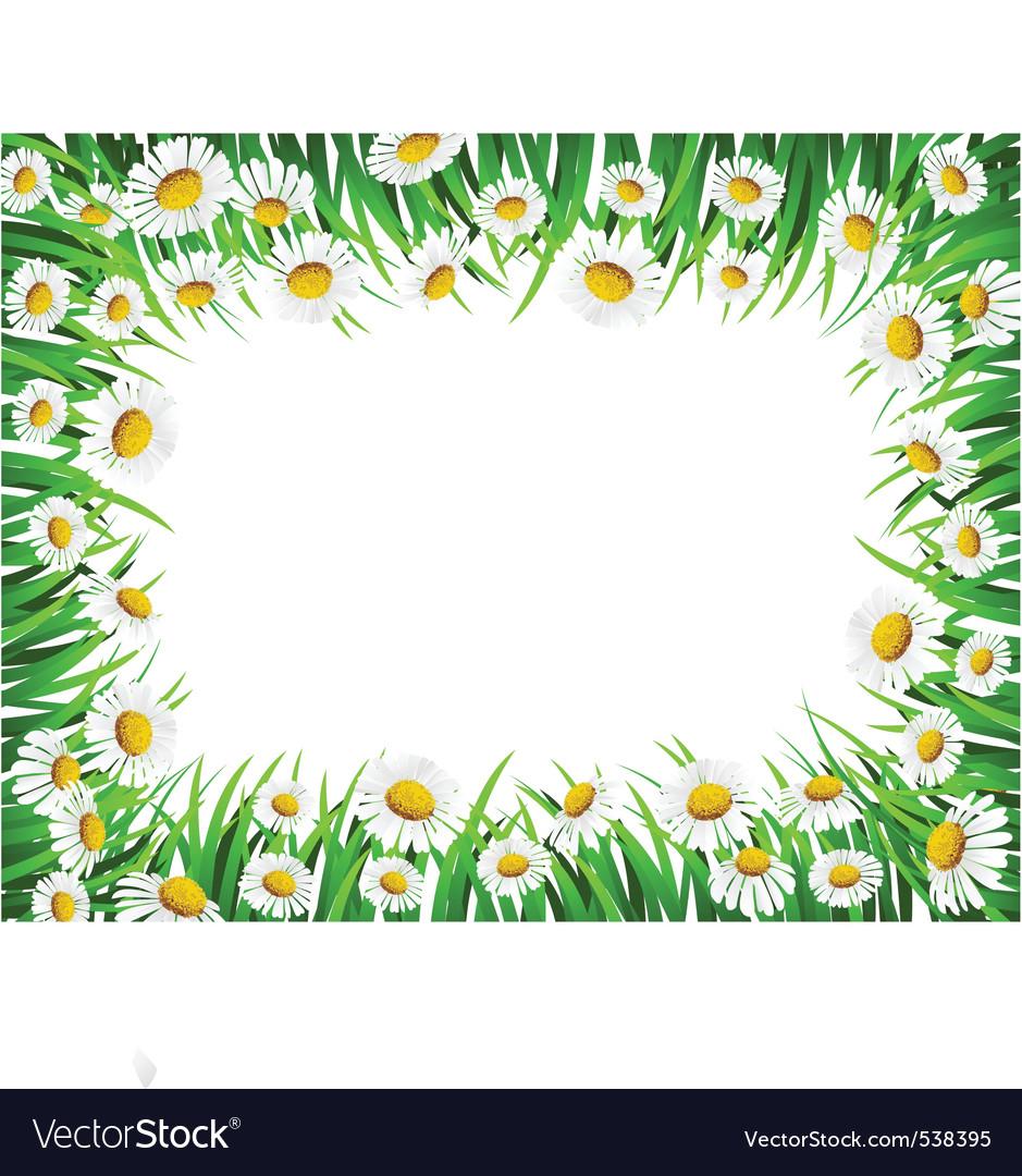 Flower frame vector   Price: 1 Credit (USD $1)