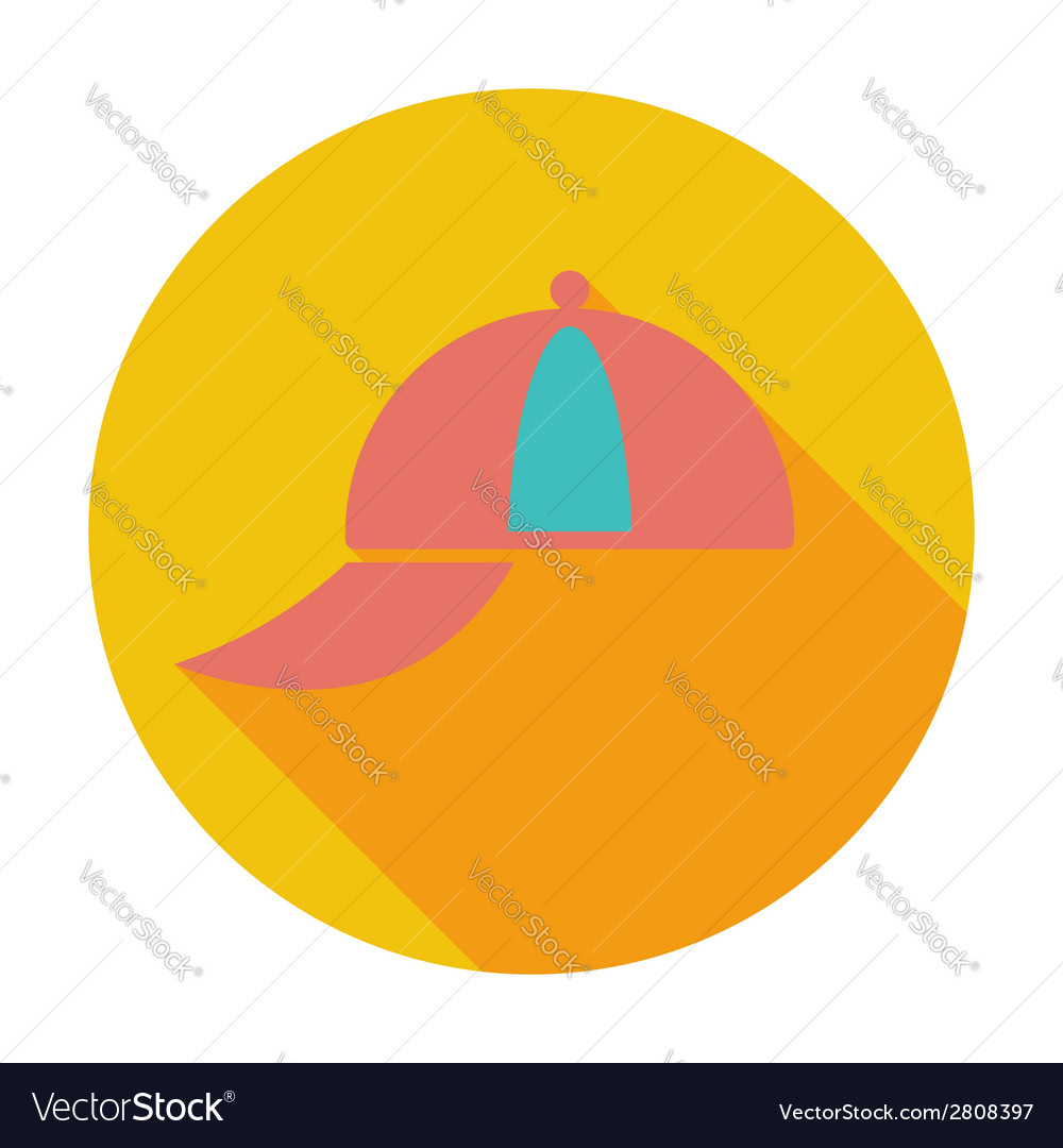 Peaked cap vector | Price: 1 Credit (USD $1)