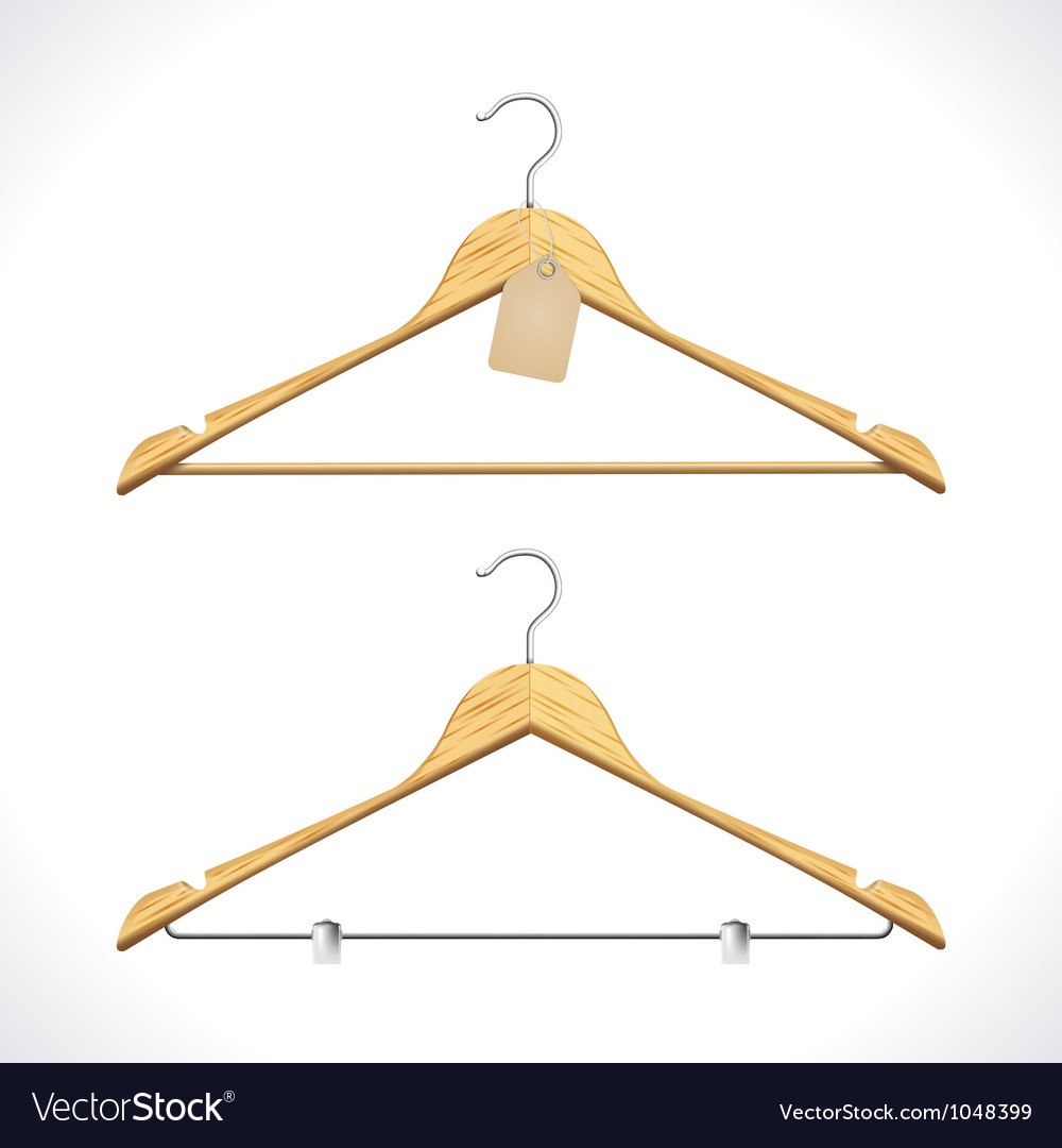 Clothes hangers vector | Price: 1 Credit (USD $1)