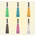 Electronic cigarette 03 vector