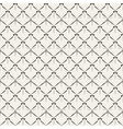 Retro abstract mesh seamless pattern vector