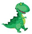Going dinosaur vector