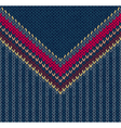 Sweater seamless pattern vector