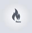 Hot fire vector