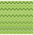 Cute zig zag stripe seamless pattern vector