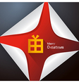 Abstract merry christmas background vector