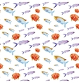 Nice fishes vector
