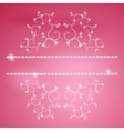 Vintage monograms for decoration eps10 vector