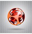 Abstract ball vector