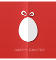 Easter design template vector