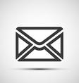 Mail envelope vector