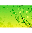 Abstract grungy background vector