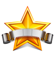 Movie star vector