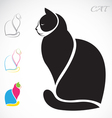 Image of an cat vector