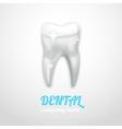 Dental emblem vector
