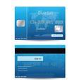 Credit card concept vector