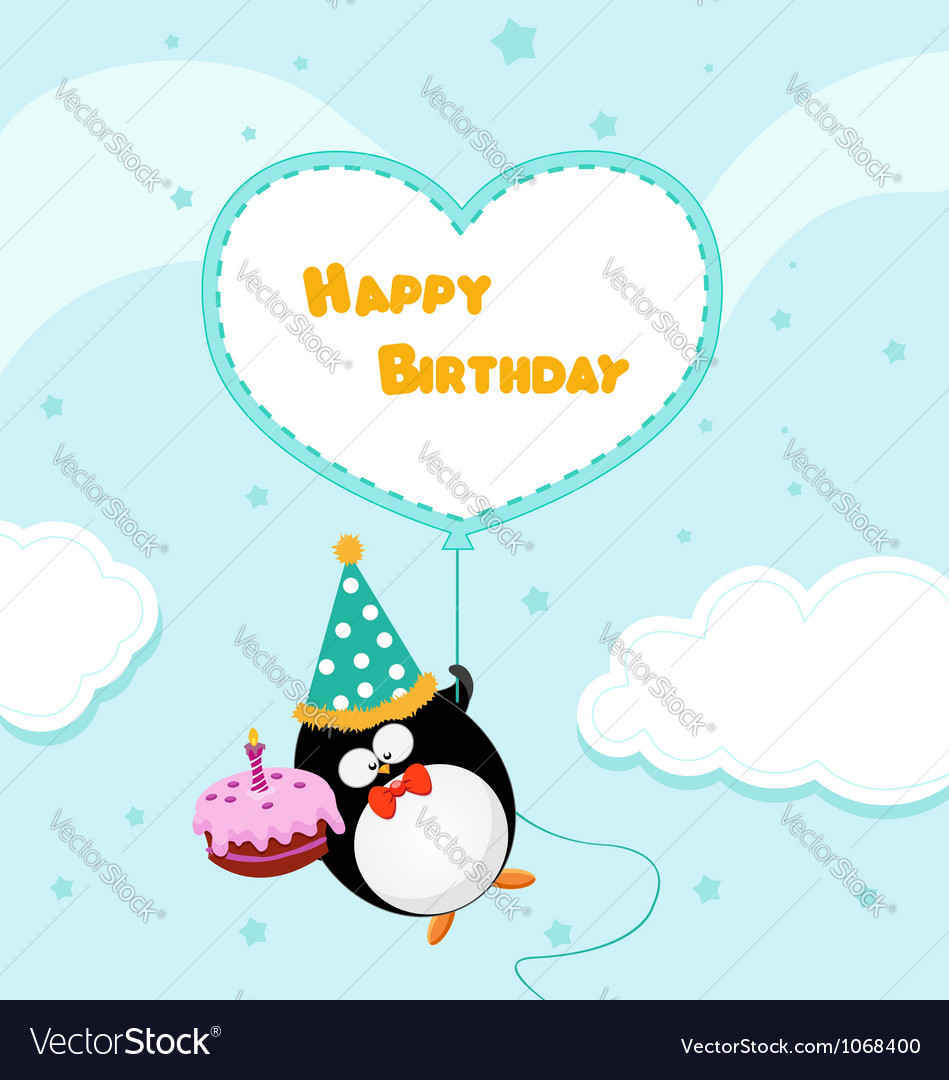 Birthday message vector | Price: 3 Credit (USD $3)