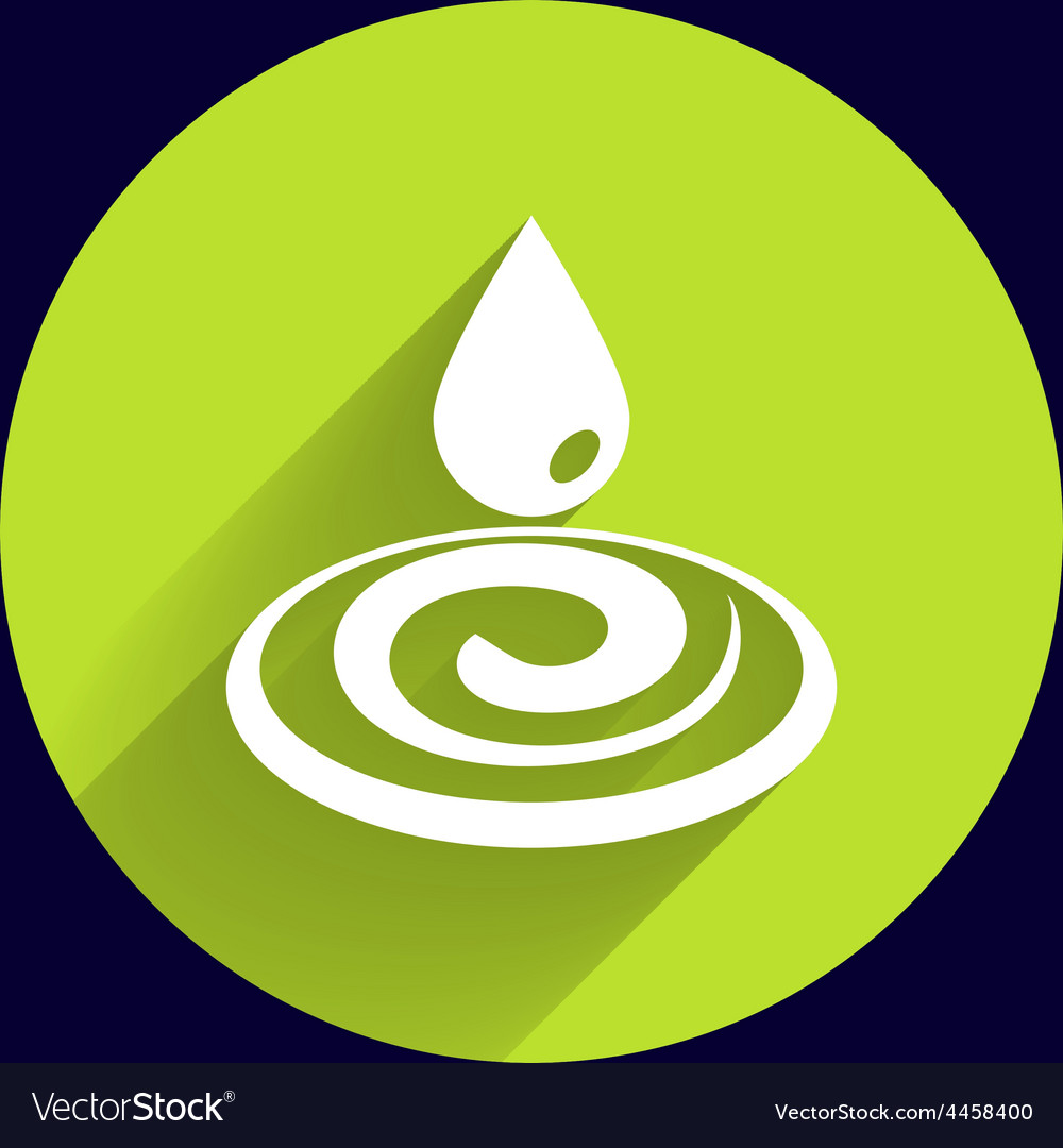 Water drop rain droplet icon fluid clean design vector   Price: 1 Credit (USD $1)