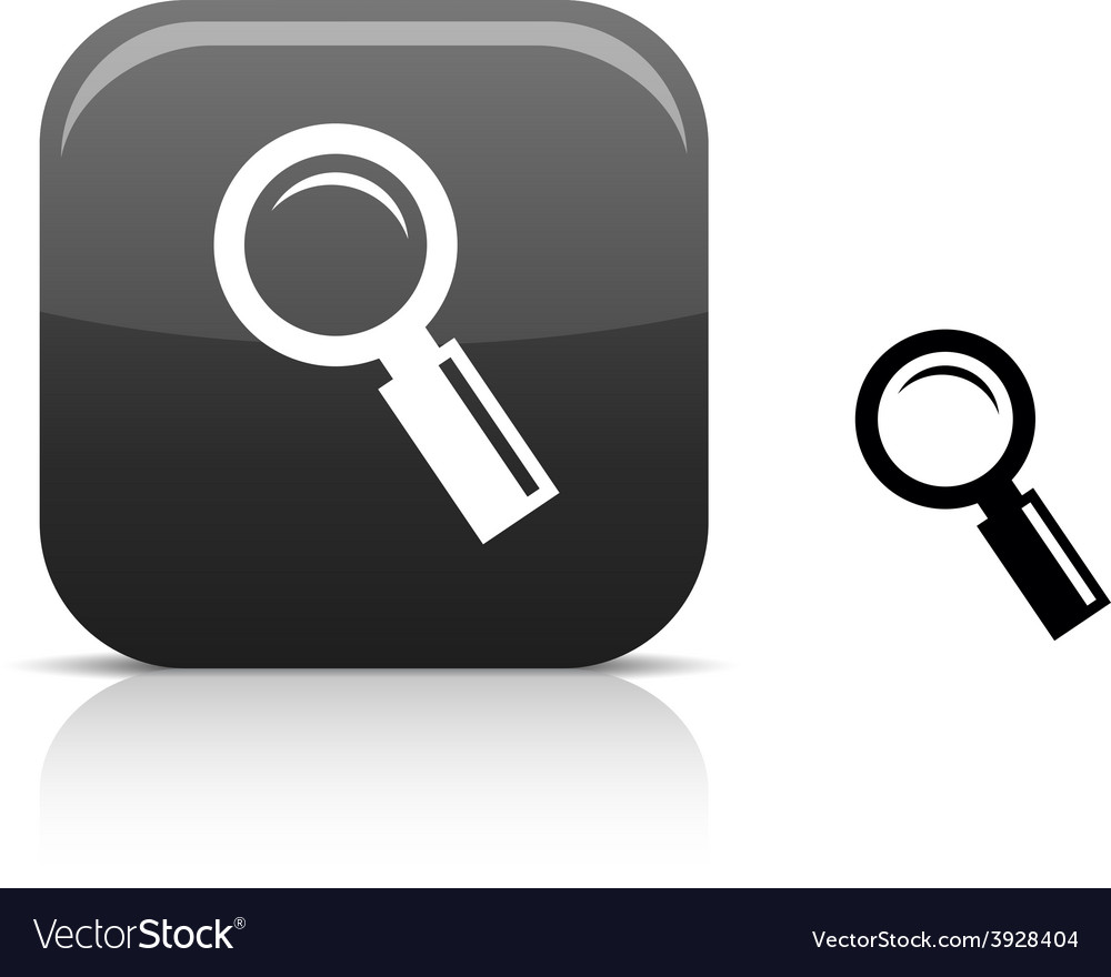 Searching icon vector | Price: 1 Credit (USD $1)