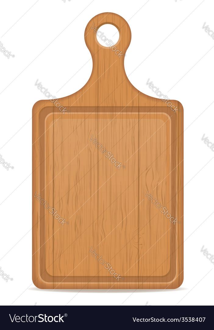 Cutting board 04 vector | Price: 1 Credit (USD $1)