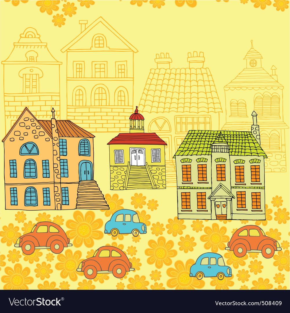 Neighbourhood pattern vector | Price: 1 Credit (USD $1)
