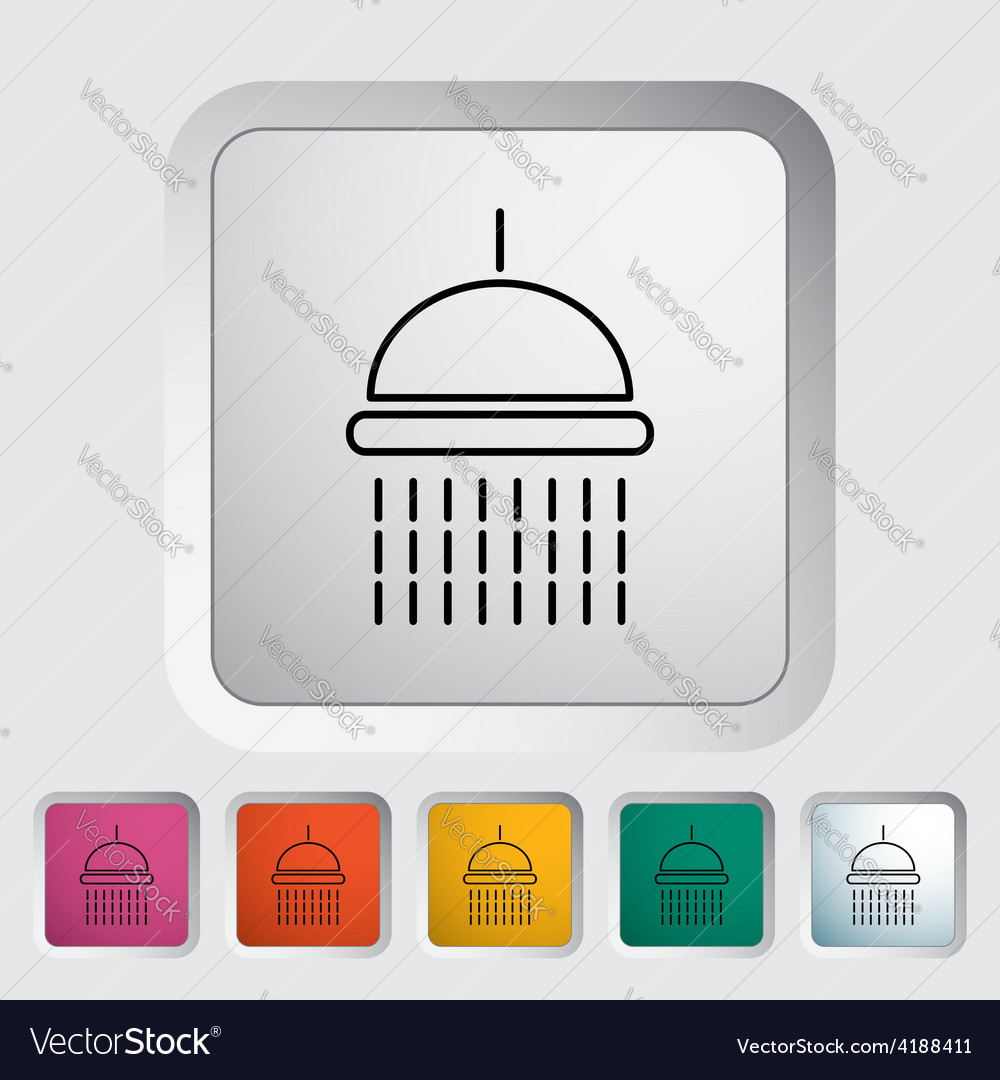 Shower vector | Price: 1 Credit (USD $1)