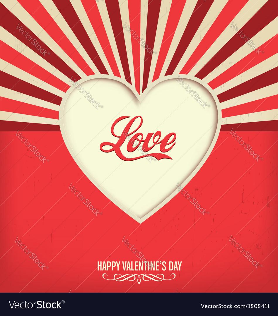 Valentines design vector | Price: 1 Credit (USD $1)