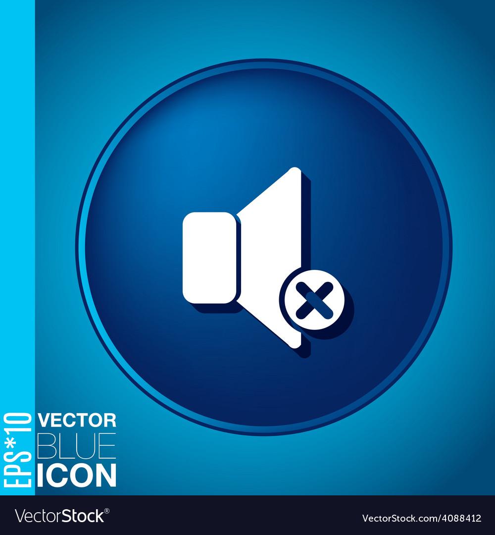 Loudspeaker volume icon sound icon vector   Price: 1 Credit (USD $1)
