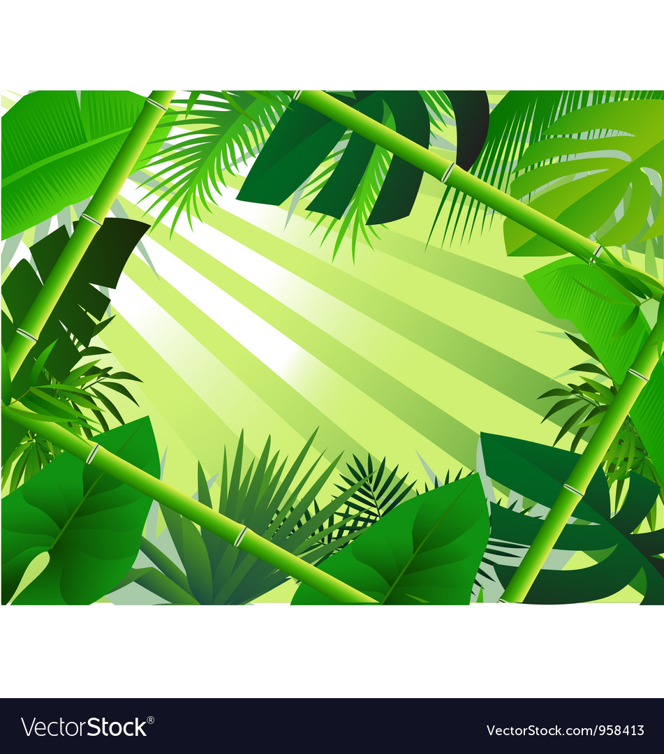 Beautiful forest background vector   Price: 1 Credit (USD $1)