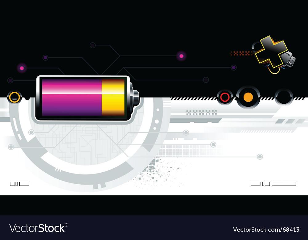 Futuristic background vector   Price: 1 Credit (USD $1)